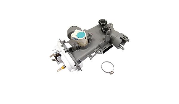 Siemens Geschirrsp/üler sofort Water Heater Element