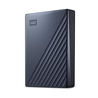 WD WDBFTM0040BBL-WESN My Passport Ultra Disque Dur Externe Portable USB-C 4 To Bleu (B07GKHQ9M6) | Amazon price tracker / tracking, Amazon price history charts, Amazon price watches, Amazon price drop alerts