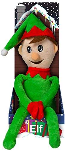 üsch Toy Santa 's Helper 49cm Box Weihnachten Kinder Geschenk Wahl des Outfit grün (Santa ' S Helper Outfit)
