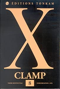 X Edition simple Tome 8
