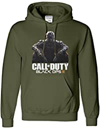 Call Of Duty Black Ops III Xbox Cover Art Mens Gift Hoody