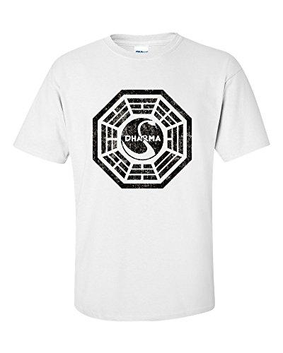 LOST Dharma Initiative T-Shirt Weiß