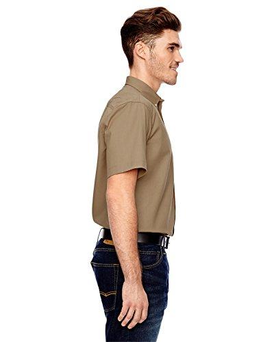 Dickies ls5054,25Oz Performance Comfort Stretch Shirt Desert Sand