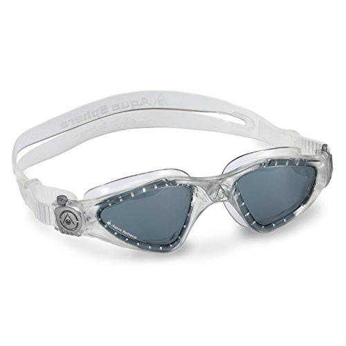 Aqua Sphere Kayenne Getönte Objektiv Goggle - Transparent [Sport] (Band Aqua-festen)
