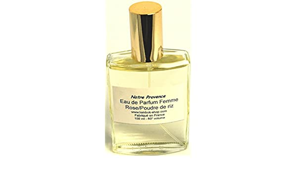 Poudre Et Parfum Riz 100 Musc Eau De MlBeautã© deCBorx