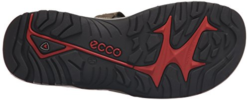Ecco Offroad 069564, Sandales homme Tarmac/Black