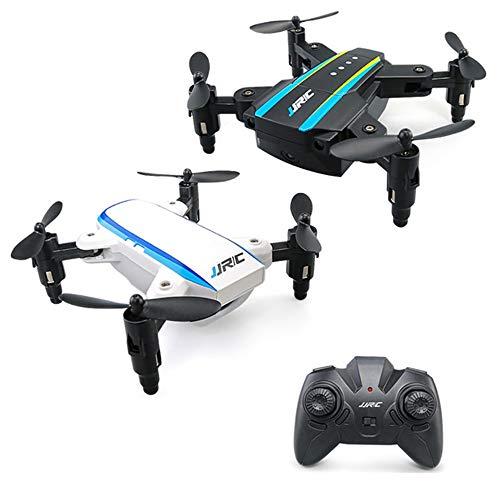 DUCKTOYS RC Drone Conjunto, Eje 4ch6 Plegable de un botón de Retorno/Aterrizaje/despegue...