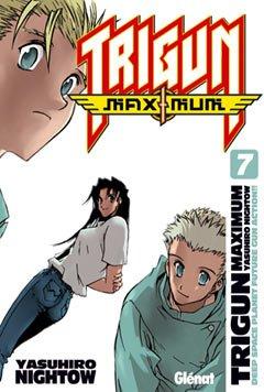 Trigun maximum 7 (Shonen Manga) por Yasuhiro Nightow