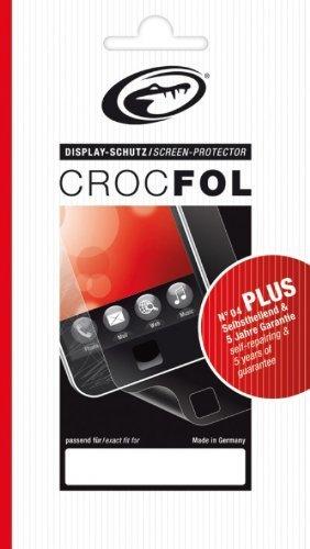 CROCFOL PLUS 5K HD Schutzfolie für das Canon PowerShot SX 510 HS. Ultraklar mit selbstheilender Oberfläche (SELF-REPAIR). 3D Touch Folie für Original Canon PowerShot SX 510 HS. Hergestellt in Deutschland.
