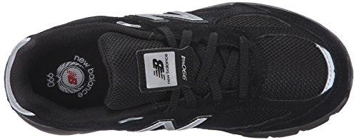 New Balance Boys' KJ990V4 Grade Running Shoe Black