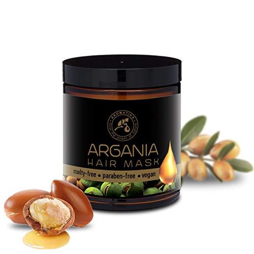 Mascarilla Capilar Argán 250ml - Aceite Natural Argán