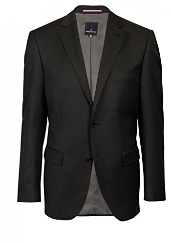 Michaelax-Fashion-Trade - Costume - Uni - Manches Longues - Homme Schwarz (80)
