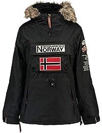 Geographical Norway Parka NIÑA BOOMERA 068 rol 7+BS