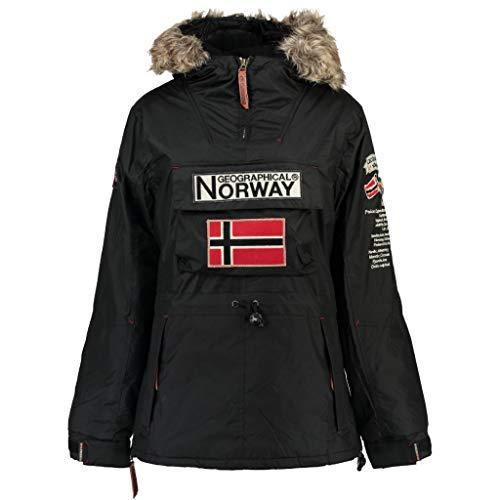 Geographical Norway Chaqueta NIÑA BOOMERA Negro 12