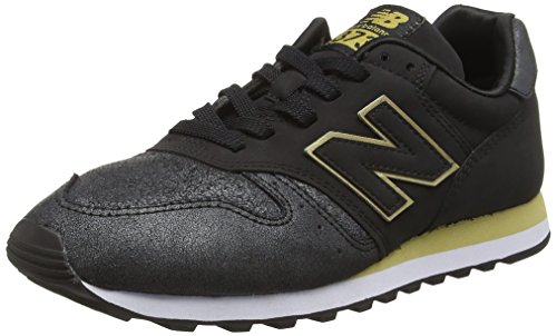 New Balance WL373NG-373, Scarpe Running Donna, Nero (Black 001), 40 EU