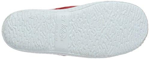 Aclaramiento De Moda Victoria Sneakers da Unisex Adulto Rosso (Rouge) Venta De La Mejor Venta Comprar Barato Real Descuento Del Precio Más Bajo Amazon Libera El Envío zCs7CgkCvL