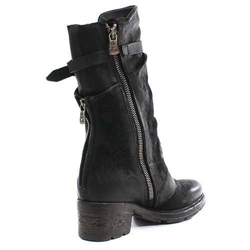 A.S.98 Bottes Nova 261306-101 Nero Airstep as98 Nero