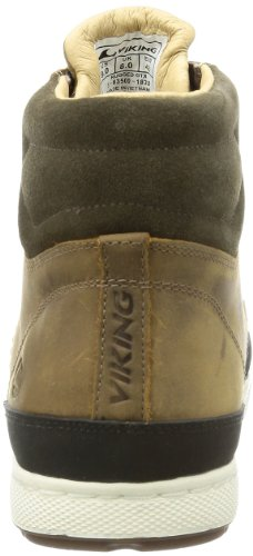 Viking  RUGGED Gore-Tex®, High-top homme Marron - Braun (dark brown/beige 1838)
