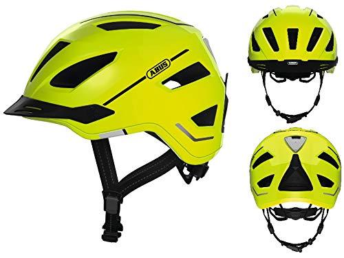 Abus Pedelec 2.0 Helmet sigreenal Yellow Kopfumfang M | 52-57cm 2019 Fahrradhelm