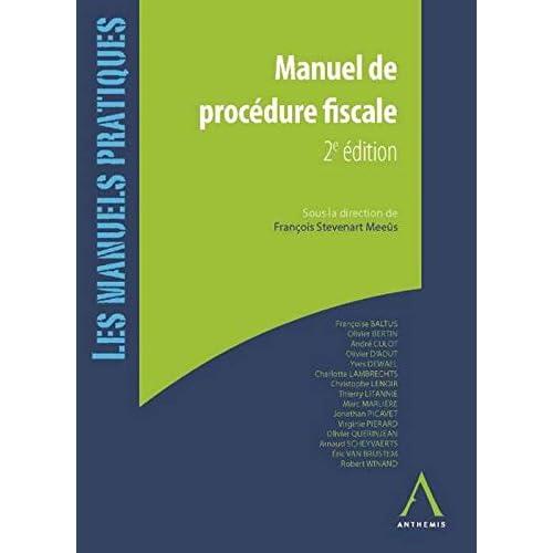 Manuel de procédure fiscale