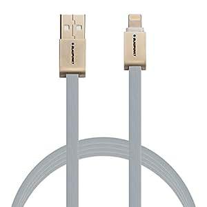 Blaupunkt BI03DJF3 Apple Certified Lightning to USB 2.0 Cable (Grey)