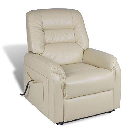 vidaXL Relaxsessel mit Aufstehhilfe Elektrisch - 6