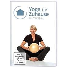 FLEXI-SPORTS® DVD Yoga für Zuhause mit Vibraball, mehrfarbig, 1758