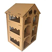 Amazon Fr Maison Carton Animalerie