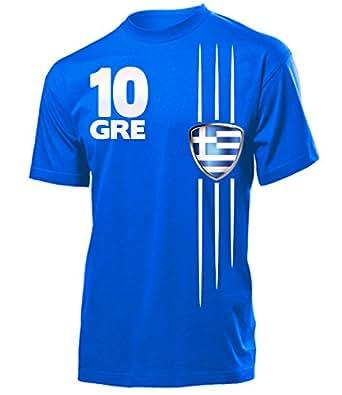 FUSSBALL – FANARTIKEL – GRIECHENLAND FANSHIRT T-Shirt Herren S-XXL