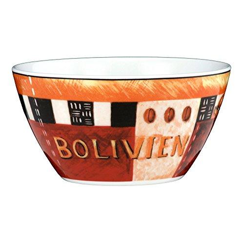 Schale 5121 13 cm VIP. Bolivien 23299 von Seltmann Weiden