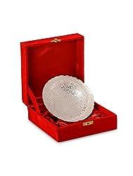Royal silver plated bowl