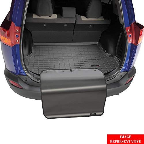 er+Stoßstangenschutz kompatibel für Porsche Cayenne 92A Bose Audio Paket mit Subwoofer 2010-17 Schwarz ()