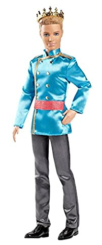 Mattel Barbie BLP31 - Barbie und die geheime Tür Prinz, Puppe