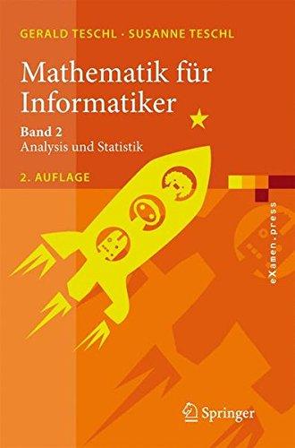 Mathematik für Informatiker: Band 2