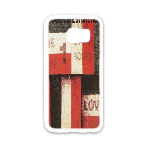 THE STONE ROSES For samsung_galaxy_s6 edge Csae phone Case Hjkdz234918