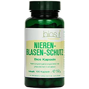 Bios Nieren-Blasen-Schutz, 100 Kapseln, 1er Pack (1 x 52 g)
