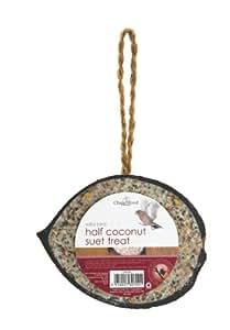 Chapelwood Half Coconut Bird Suet Treat