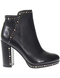 Y Zapatos Tobillo Cafénoir es Zapatos Amazon Complementos F46qq