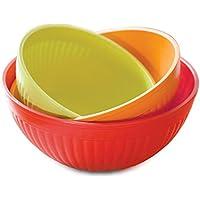 Nordic Ware-Set di 3 Prep and Serve-Ciotola,