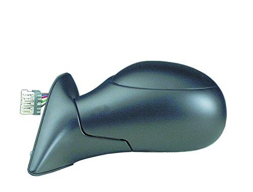 Alkar 6125364 Retroviseur complet, éléctrique, convex, chauffant, BROCHE BLANCHE
