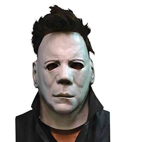 HALLOWEEN II FACE LATEX MASK