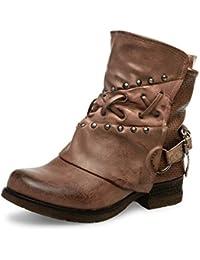 65c7bb0e72ee07 Suchergebnis auf Amazon.de für  vintage vintage - Stiefel ...