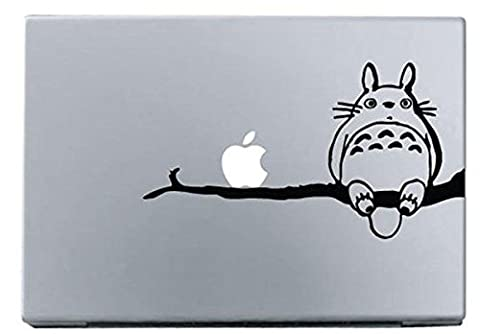 Vati Feuilles amovible Creative Cartoon Mon voisin Totoro debout sur