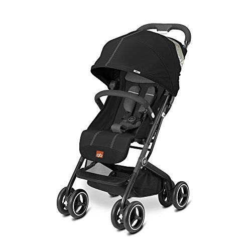 *gb Gold Qbit+, Buggy, Kollektion 2017, monument black*