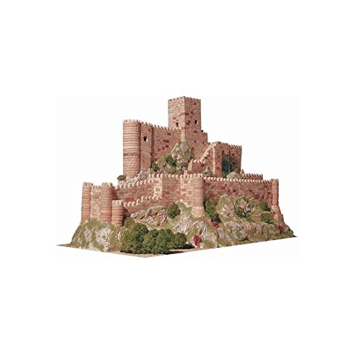AEDES ARS Steinbaukasten - Burg von Almansa 1006
