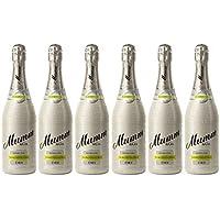 Mumm Dry Alkoholfreier Jahrgangssekt (6 x 0,75l)