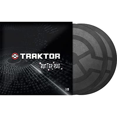 Native Instruments Traktor Butter Rug Slipmat