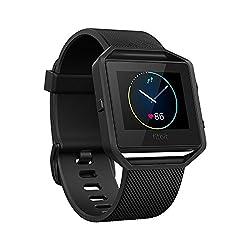Fitbit Blaze Smart Fitness Watch - Small (Black/Gunmetal)