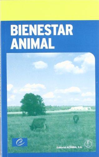 Descargar Libro Bienestar Animal (Ed.2009) de Consejo De Euro