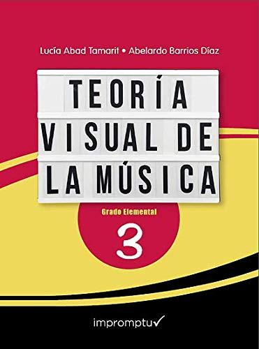 Teoría visual de la música 3 por Lucía Abad Tamarit